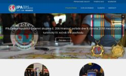 Nové webové stránky IPA – územní skupiny č. 206 Hranice